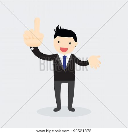 Businessman Concept