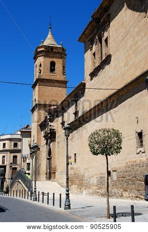 Holy Trinity Church, Ubeda.