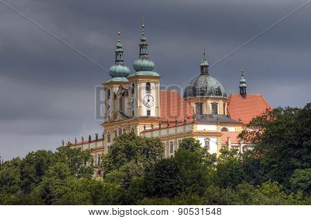 Basilica Minor Of The Visitation Of The Virgin Mary, Czech Republic