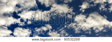 Long Floating Clouds