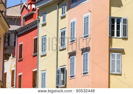 Architecture In Rovinj