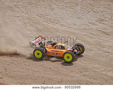 Off Road Model Car