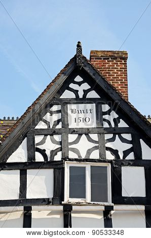 Timbered building, Lichfield.