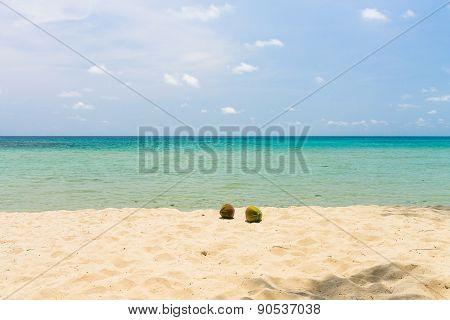 Taphao beach on Koh Kood(Kood island) ,Trat Thailand