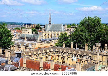 Brasenose College, Oxford.