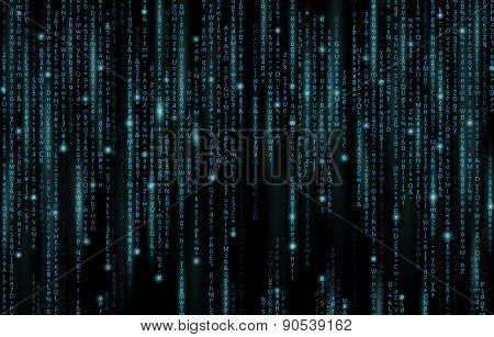 Code string