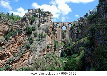 The New Bridge, Ronda.