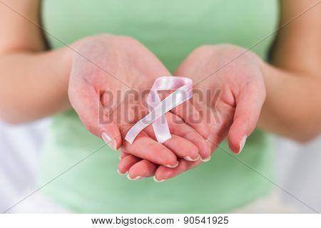 Healthcare And Medicine Awareness Ribbon