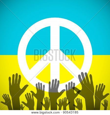 Freedom National Symbol Of The Ukraine