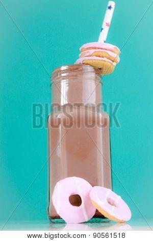 Choccy shake treat