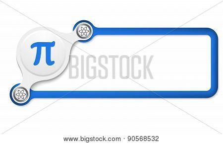Vector Blue Box