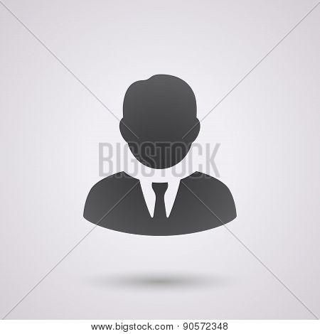 Black Business Man Background