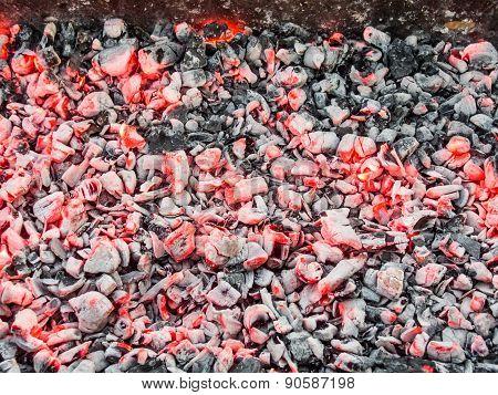 Texture charcoals. Background