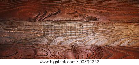 Old Rich Wood Grain Texture