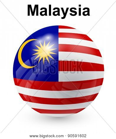 malaysia official state flag