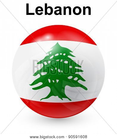 lebanon official state flag
