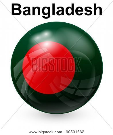 bangladesh official state flag