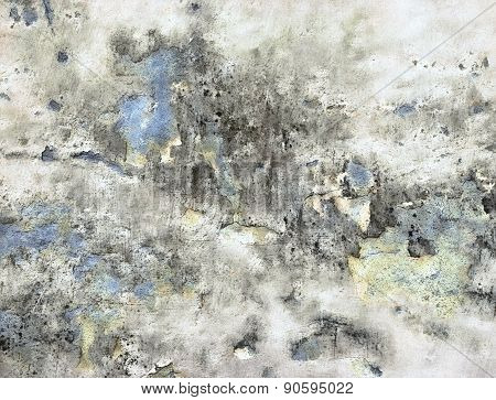Abstract Background Old Moldy Wall