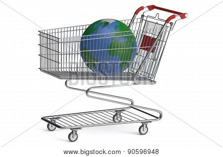 Global Commerce Concept