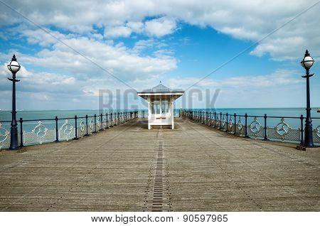 Victorian Seaside Pier