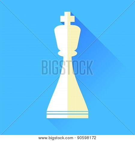 King Chess Icon