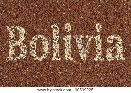 Text Bolivia