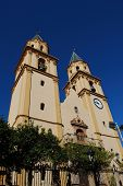 picture of senora  - Church of our lady  - JPG