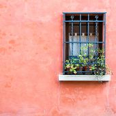 picture of ferrara  - Beautiful architecture in the downtown of Ferrara - JPG