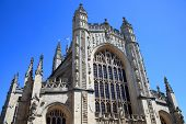foto of church-of-england  - The Abbey Church of Saint Peter and Saint Paul - JPG
