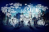 picture of economy  - Saving Finance Global Finance World Economy Concept - JPG