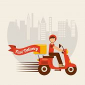 picture of food label  - food delivery design - JPG