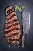 picture of wagyu  - steak - JPG