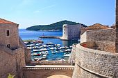 Dubrovnik Harbour