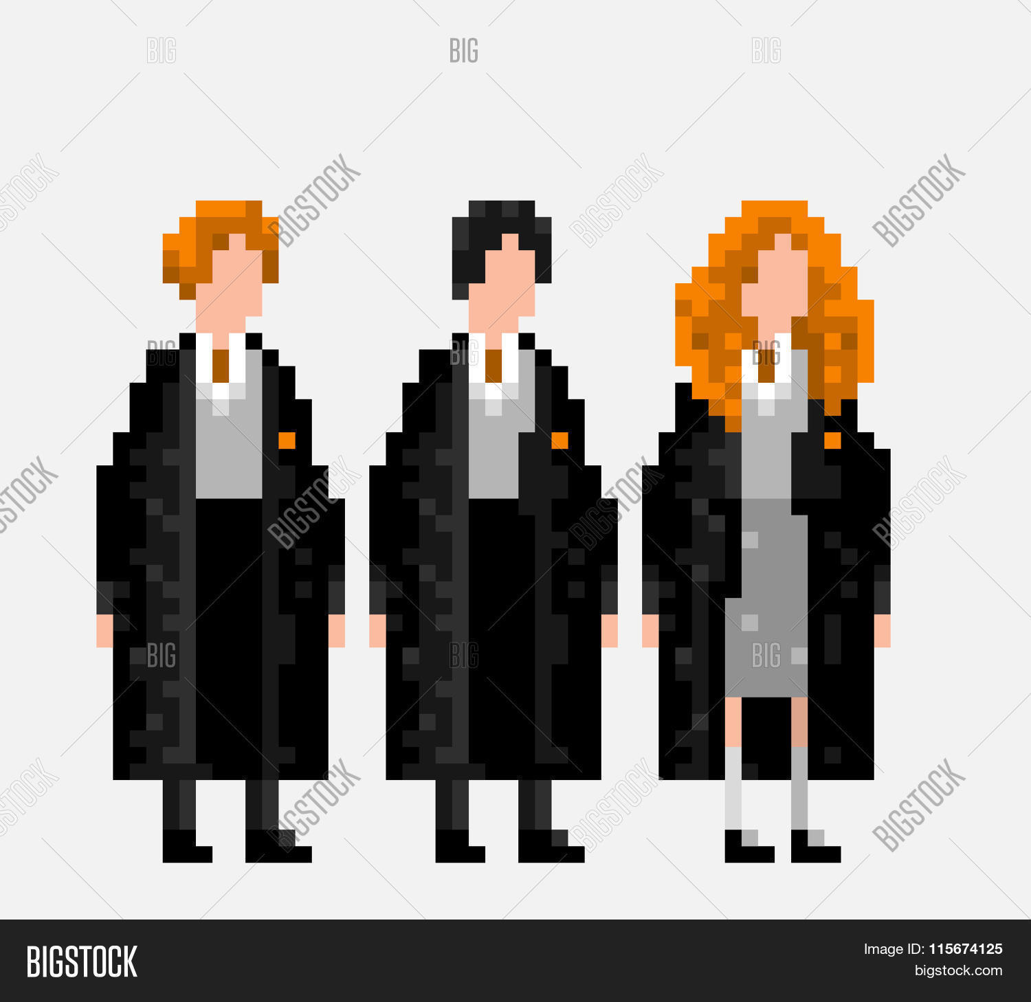Harry Potter Pixel Art Related Keywords & Suggestions - Harry Potter ...