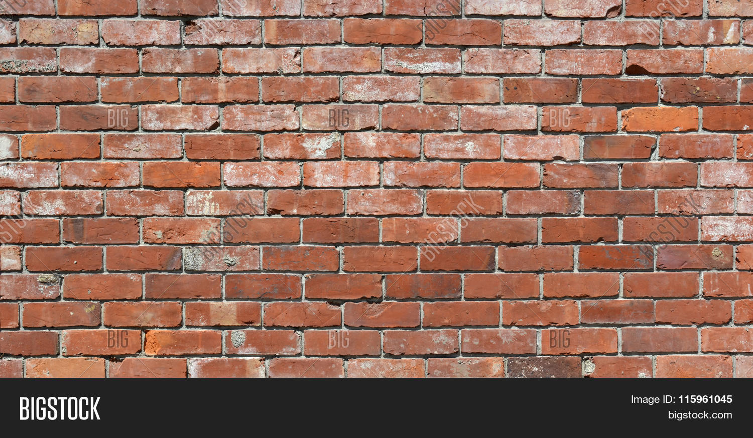 Long brick wall background lots image photo bigstock for Lots of pictures on wall