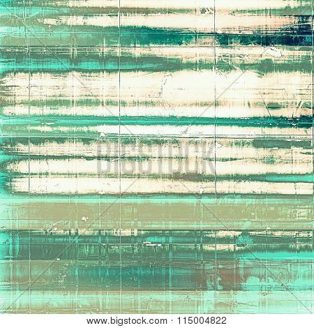 Grunge colorful background. With different color patterns: yellow (beige); brown; green; white; cyan