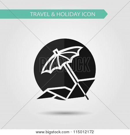 Travel & holiday icon