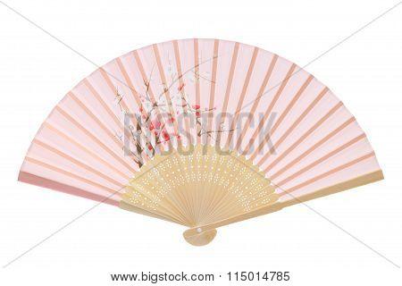 Traditional folding fan