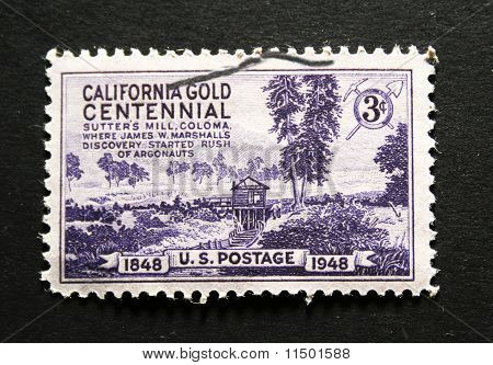 California Gold Centennial