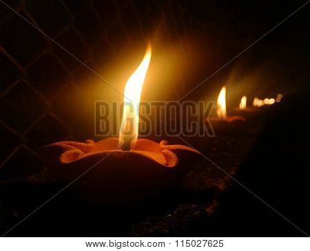 Small candles
