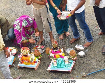 Ganapati Ritual