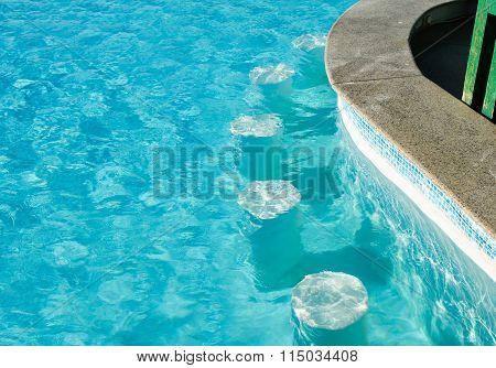 Underwater Seats In Pool