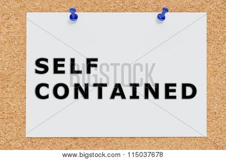 Self Contained Concept