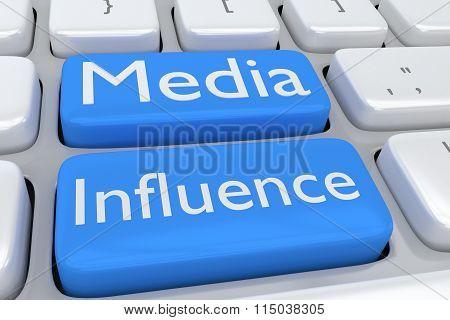 Media Influence Concept