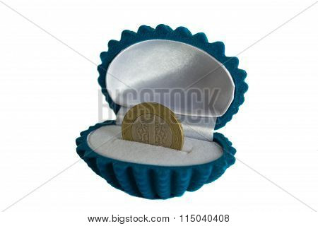 Coin In The Seashell Box