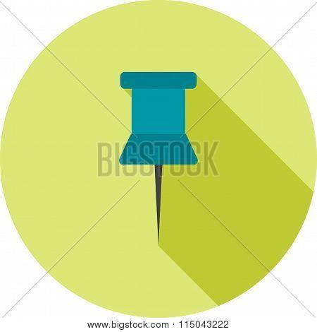 Affixing Pin