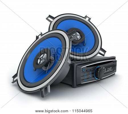Audio System Car