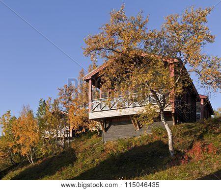 LAPLAND, SWEDEN ON SEPTEMBER 14