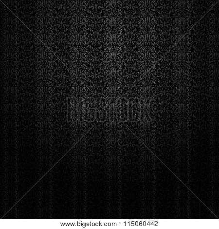 Gothic Damask luxury wallpaper background