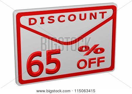 Envelope With Sign Discount 65 % Off